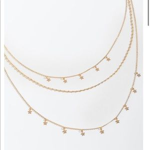 Francesca's star necklace